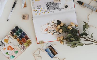 7 rituales sencillos para conectar con tu creatividad